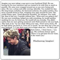 Niall Horan Imagines Cute