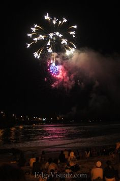 Fire works Photography