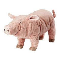 Ikea Knorrig Pig Hog Farm Stuffed Animal Childrens Soft Toy Play >>> You can get additional details at the image link.