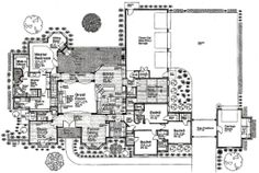 One story floor plan.  Would cut some things out, but I love it!!