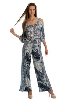 Magnificent items for #SS16 #NicciSummer16 #Jumpsuit #Paisley  #combi