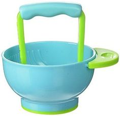 Pre-owned NUK mash and serve bowl #17