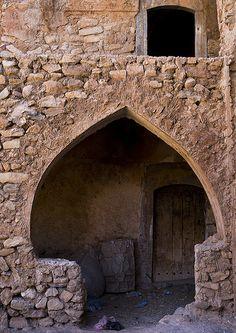 ˚Old Caravanserai, Koya, Kurdistan, Iraq