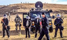 How to Contact the People Sending Militarized Police to Standing Rock by Emily Fuller — YES! Magazine