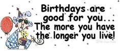 Discover and share Funny Birthday Quotes From Maxine. Explore our collection of motivational and famous quotes by authors you know and love. Cartoon Quotes, Me Quotes, Funny Quotes, Happy Birthday Quotes, Happy Birthday Wishes, Funny Birthday, Birthday Funnies, 80 Birthday, Birthday Sayings