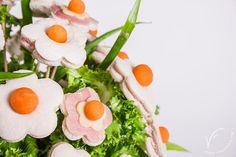 #VisualFood Bouquet di tramezzini