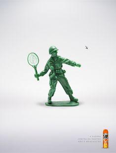 Guerra contra os insetos | SBP on Behance