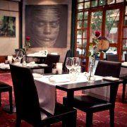 Atrium Restaurant, the Radisson Blu Scandinavia Hotel in Göteborg, Sweden