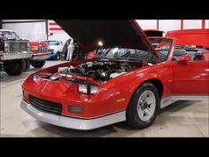 1988 Chevy Camaro - YouTube #GRAutoGallery