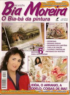 Revista de Pintura Bia Moreira -n.14 - Mariangela Maciel - Picasa Web Albums