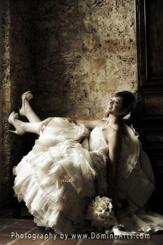 Another favorite #bridal #portrait by #DominoArts #Photography (www.DominoArts.com)