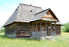 breb maramures - Google Search Old Houses, Romania, Cabin, Traditional, House Styles, Google Search, Home Decor, Decoration Home, Room Decor