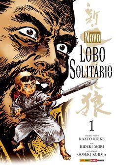 Novo Lobo Solitário 01