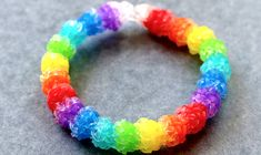 Cool New Loom Bands Gum-Drop Bracelets - Loom n Bands