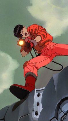 Art Manga, Anime Art, Manga Akira, Akira Kaneda, Art Cyberpunk, Character Art, Character Design, Japon Illustration, Old Anime