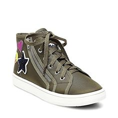 3007816d602a Color basics meet Pastry hip-hop style in the Sweet Court. Metallic ...