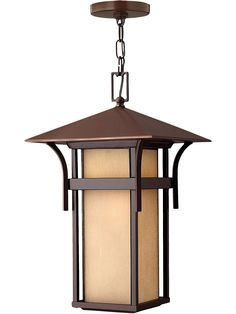 Harbor Hanging Entry Light With Choice of Finish   House of Antique Hardware