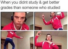 Is this Sebastian Stan Funny Relatable Memes, Funny Posts, Funny Quotes, Sebastian Stan, Wallpaper Aesthetic, Dc Comics, Videos Tumblr, Good Grades, School Memes