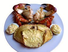 Seafood Dishes, Fish And Seafood, Mexican Food Recipes, Ethnic Recipes, Spanish Food, Canapes, Tapas, Deli, Catering