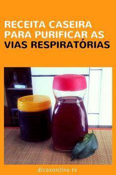 Como limpar as vias respiratórias