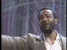 marvin gaye - I heard it through the grapevine. This is great! he sings acapella. I've never seen this before!