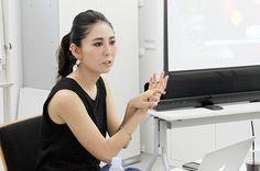 【バンタンデザイン研究所】「ファッションのプロフェッショナルであるために」IKKO女史講演会