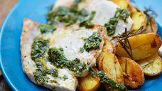Foto: Fra TV-serien «Ginos italienske fristelser» / ITV Frisk, Pesto, Quiche, Broccoli, Camembert Cheese, Chicken, Baking, Vegetables, Breakfast