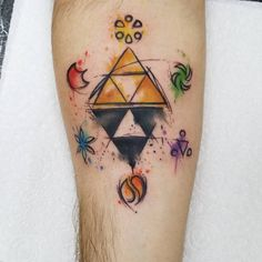 50 Amazing Legend of Zelda Tattoos – Gaming Has Never Looked This Good