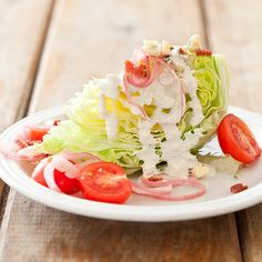 Wedge Salad Recipe - Cook's Country