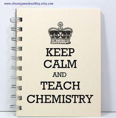 Química profesor diario cuaderno diario por stevenjameskeathley