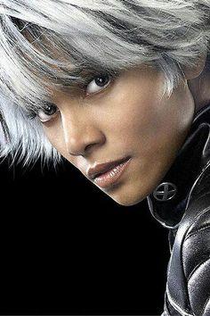 Storm in new X - Men