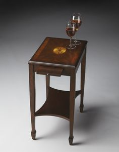 4107024 SIDE TABLE [4107024] : Butler Specialty Furniture