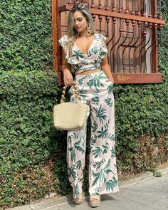 Teen Fashion Outfits, Girly Outfits, Classy Outfits, Denim Fashion, Women's Fashion Dresses, Chic Outfits, Dress Outfits, Estilo Jeans, Jumpsuit Dress