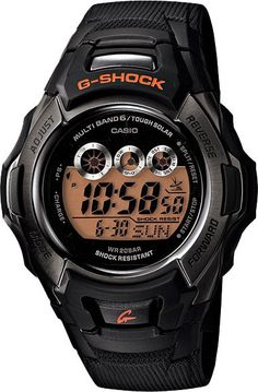 Mens G-Shock Fire Package 2013 Limited Model Solar Radio Controlled Atomic Multiband 6 (GW-M500F-1JR) Watch // Free Shipping within Australia