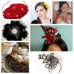fourteen tutorials for making your own race day fascinator