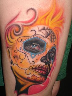 20 Scary Zombie Tattoo Designs