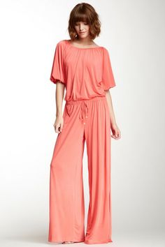 Off-the-Shoulder Jumpsuit on HauteLook