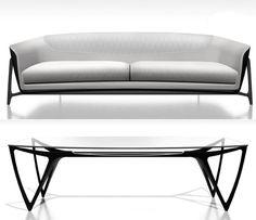 Mercedes X Formitalia Furniture Collection