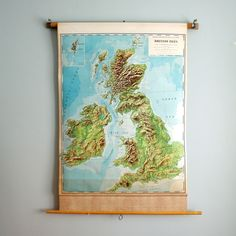 Pull down maps for window shades (Etsy and Ebay)- I'd use maps of Middle Earth or Westeros and other geeky places :) :)