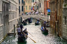 #Venice #Italy #Europe #Canal #travel @EarthPix