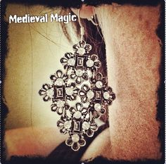Medieval Magic earrings only at bcharmedstylist.c...