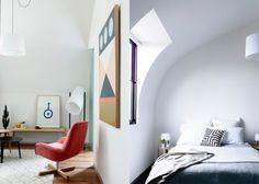 Sfeervol appartement vol met zachte tinten