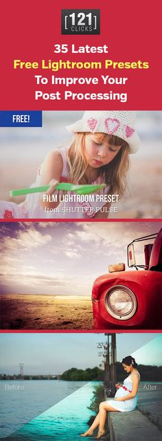 35 Latest Free Lightroom Presets To Improve Your Post Processing