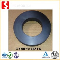 supply D145*D60*20 large speaker magnets ferrite ring magnet