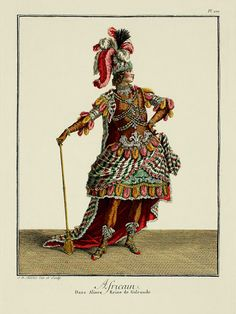 EKDuncan - My Fanciful Muse: Drama Queens - Opera Costumes from the time of Marie Antoinette