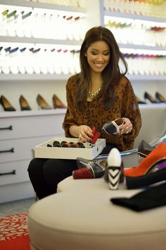 Kimberley Marquis - Fashion, Beauty, Travel, and Lifestyle. : Profiling Shoe Designer, Tanya Heath.