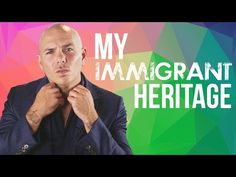 "Immigrant Heritage Month 2015 is proud to present International music sensation and Latin Grammy winner Pitbull as he shares his immigrant story, ""Peter Pan . Spanish Heritage, Ap Spanish, Spanish Culture, Spanish Lessons, Mexican Heritage, High School Spanish, Spanish Teacher, Spanish Classroom, Elementary Spanish"