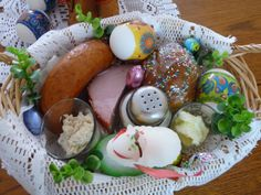 But here is a picture of my Easter baskets we too to the church