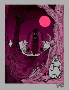 www.moominfans.com Little My Moomin, Sun Sisters, Moomin Valley, Tove Jansson, Nocturne, Cherub, Poster Wall, Art Inspo, Storytelling