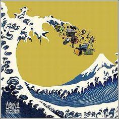Hokusai tsunami